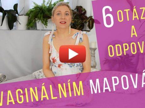 Vaginální mapování. Lucie Sitařová, intimní splynutí, kurz pro ženy, léčení pro ženy