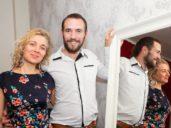 intimní splynutí, Martin Plas, Lucie Sitařová