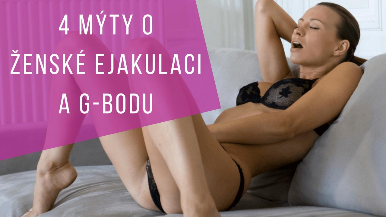 intimní splynutí, článek, ženská ejakulace, g bod, Martin Plas