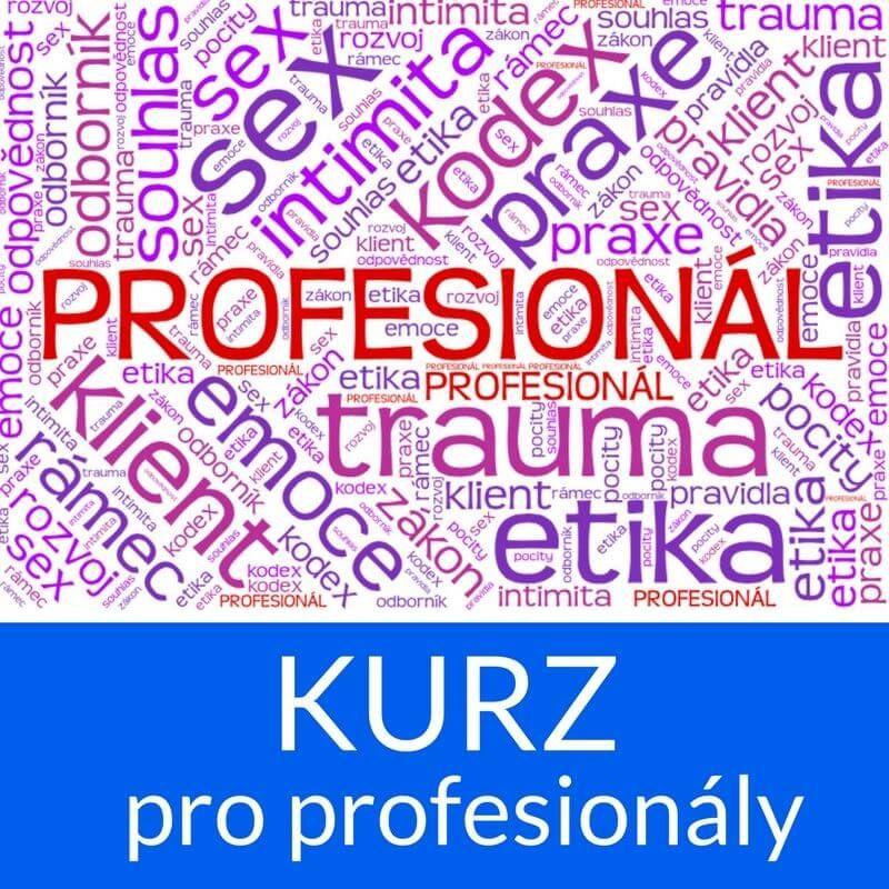 intimní splynutí, pro profesionály, pro odborníky, profesní etika, kurz pro odborníky