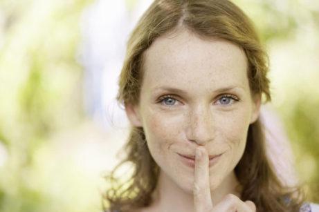 intimní splynutí, žena, tajemství