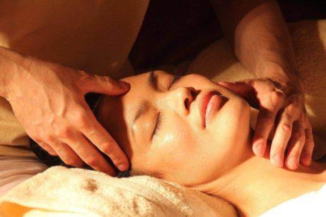 partnerská relaxační masáž
